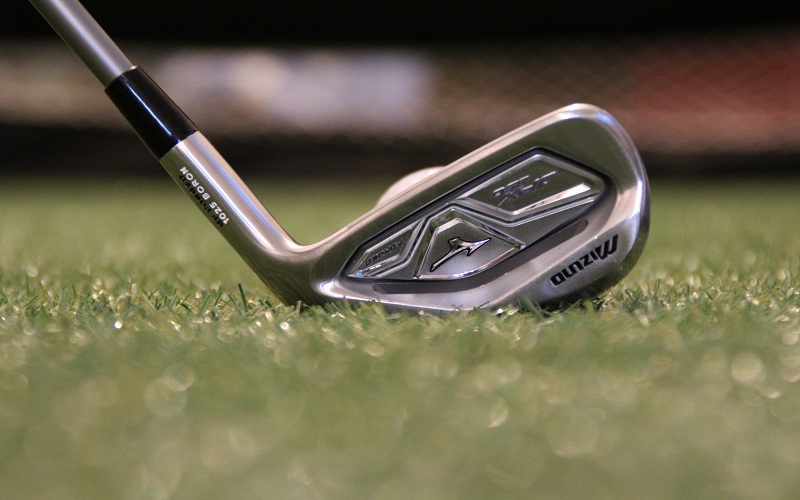 Test fer MIZUNO JPX 850 Forged