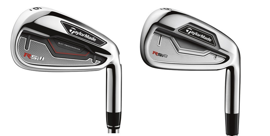 Test Fers TaylorMade RSi 1 vs RSi 2
