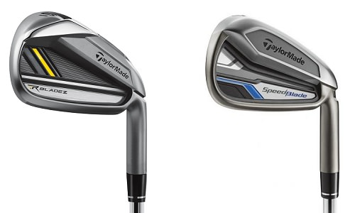 Test fers TaylorMade Speedblade vs RocketbladeZ