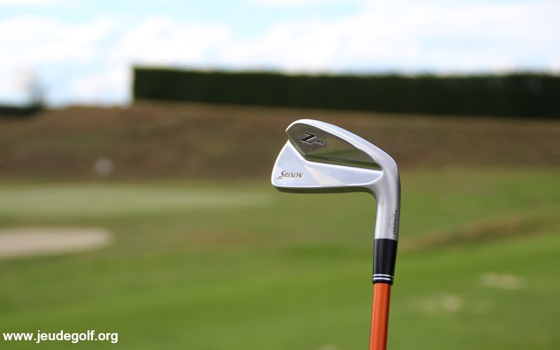 Test long fer Srixon ZU 65
