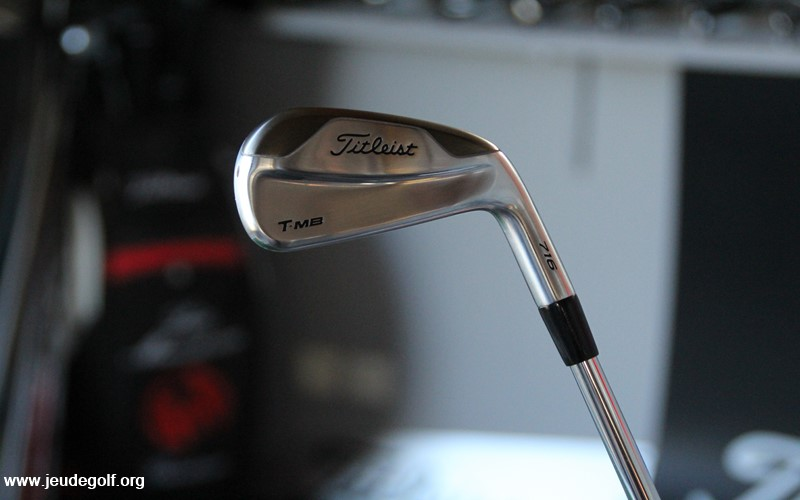 Test long fer Titleist TM-B 716
