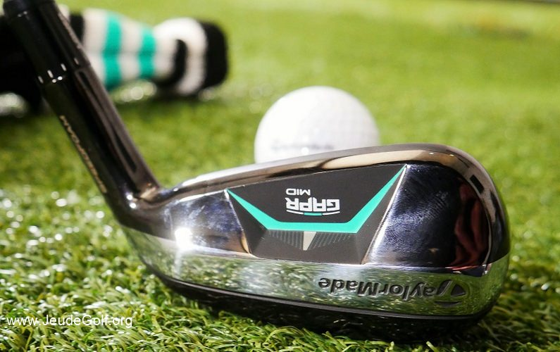 Test long-fer TaylorMade GAPR Mid