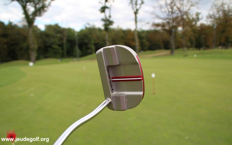 Test Putters TaylorMade OS