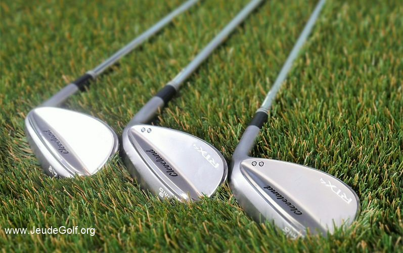 Test des wedges Cleveland RTX-4