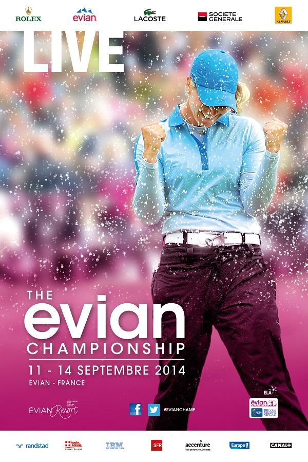 Evian Championship 2014