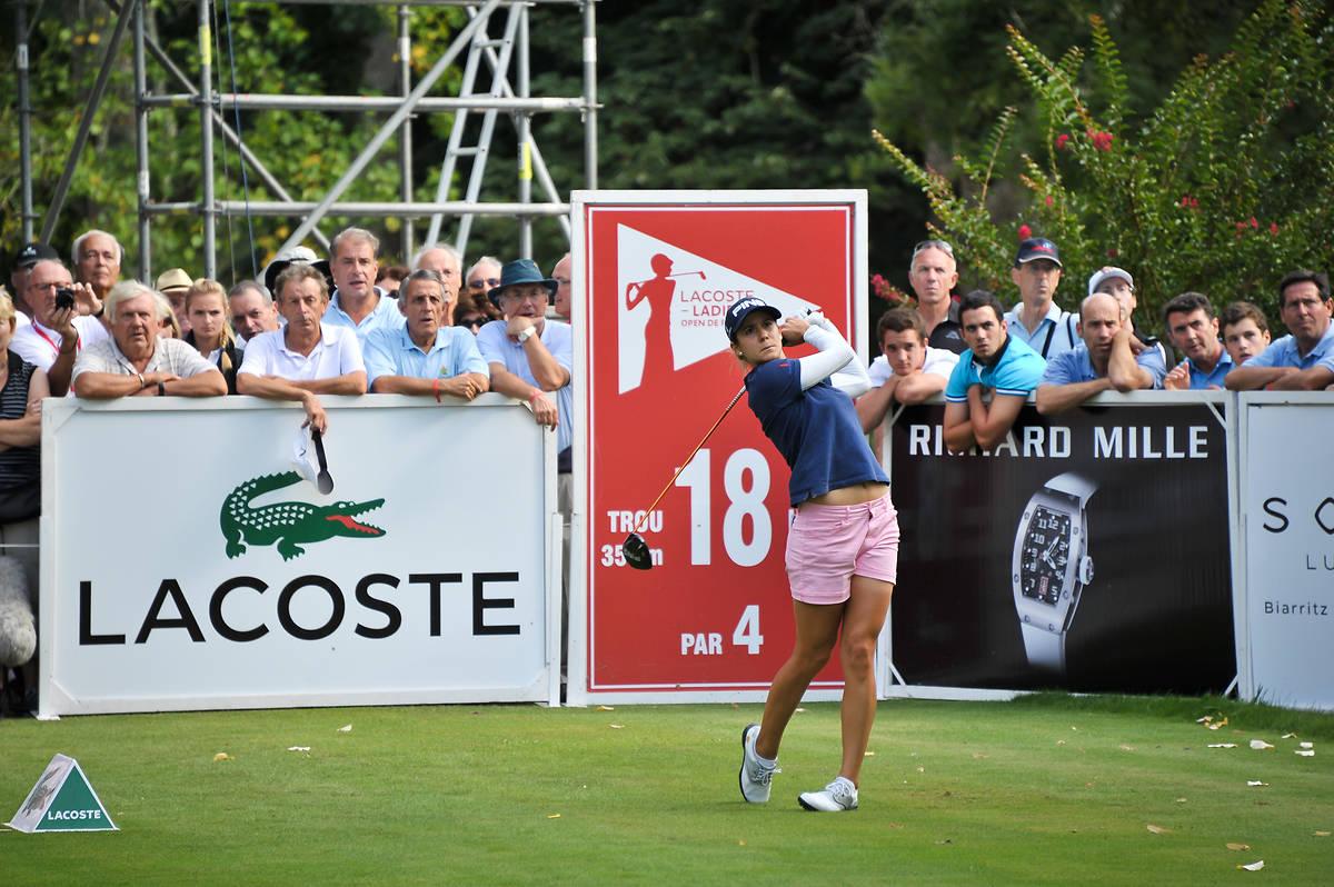 Munoz tenante du titre du Lacoste Ladies Open 2014