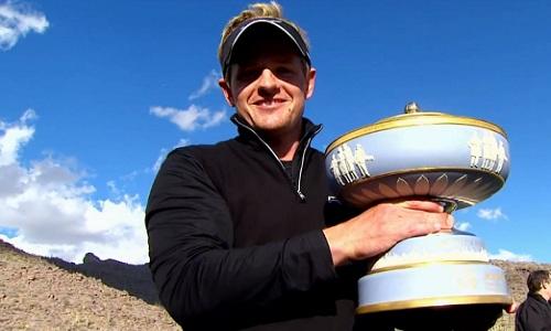 Luke Donald, vainqueur de l'édition 2011