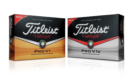 PRO V1 et Pro V1x - Balles de golf Titleist