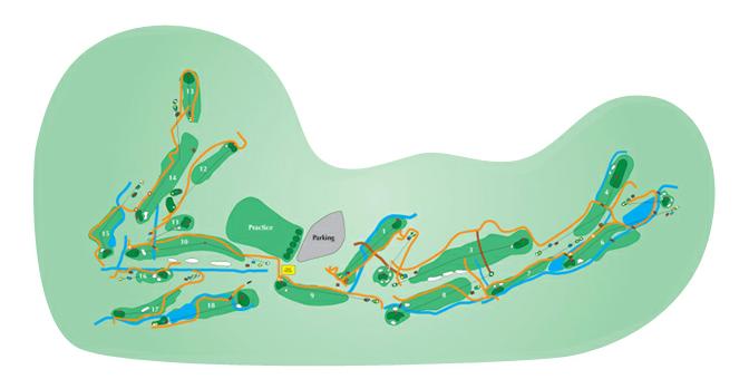 Golf d'Ammerschwihr Trois-Epis