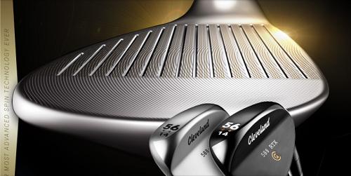 Les nouveaux wedges 588 RTX de Cleveland Golf
