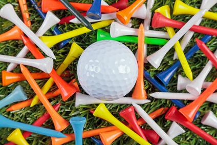 Des accessoires pour la pratique du golf