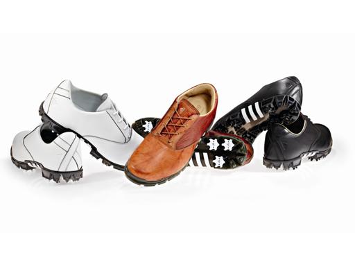 Nouvelle chaussure de golf ADIPURE par Adidas Golf