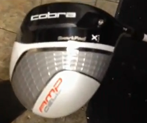 Le prochain AMP CELL Driver de Cobra Golf en 2013
