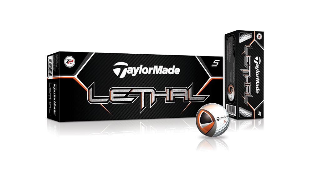 LETHAL - Balles de golf TaylorMade