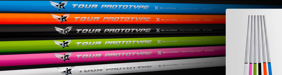 BiMatrx Tour Prototype : un shaft qui promet de secouer la balle de golf !