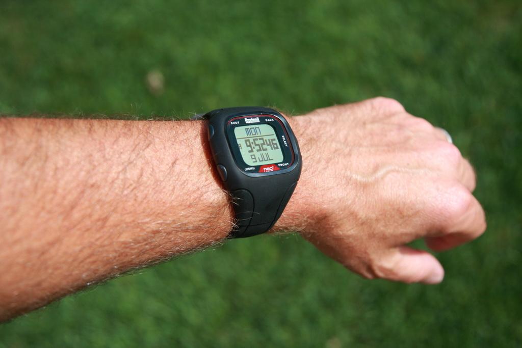 Montre GPS de golf NEO de Bushnell