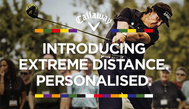 Callaway pousse la personnalisation à l' XTREME !