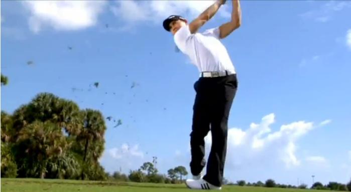 Pourquoi alterne-t-on du meilleur au pire sur le parcours de golf ?