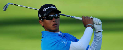 De plus en plus de champions de golf en provenance d'Asie