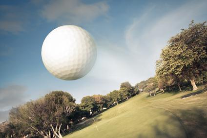 Comment choisir une balle de golf ? Effets or not effets ?