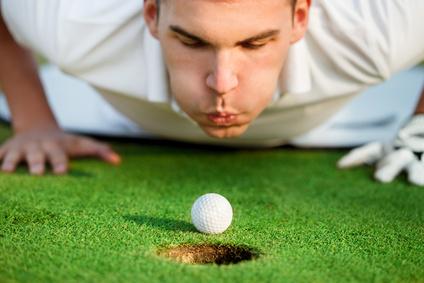 Technique comme une autre pour débuter au golf