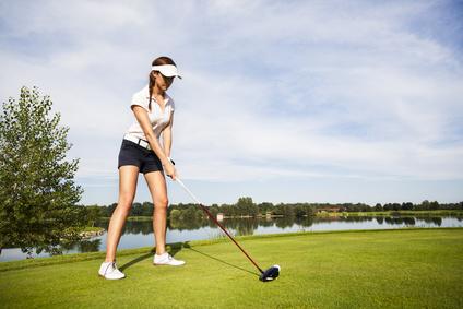 Prendre le meilleur départ possible sur un parcours de golf