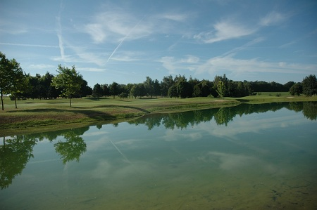 Les étangs du golf de Rebetz