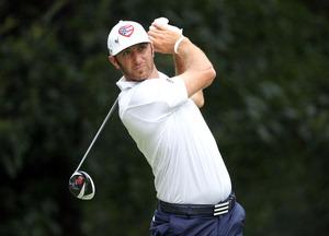 Dustin Johnson gagne un tournoi de golf pour les vétérans-blessés de guerre