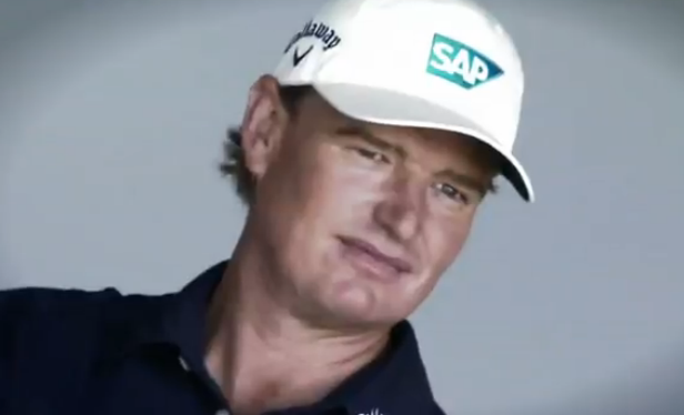 Ernie Els signe chez IMG : What else ?