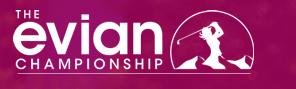 Nouveau logo Evian Championship 2013