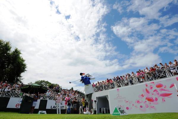 Michelle Wie au départ du prochain Evian Championship 2013 ?