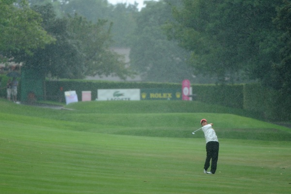 Evian Masters 2012 : des conditions de jeu incertaines sur le week-end