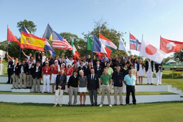 Evian Masters Juniors Cup 2012