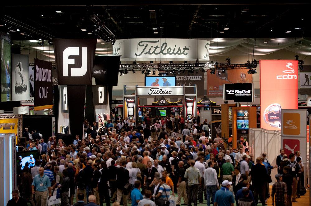 Salon PGA Merchandise Show 2013 à Orlando