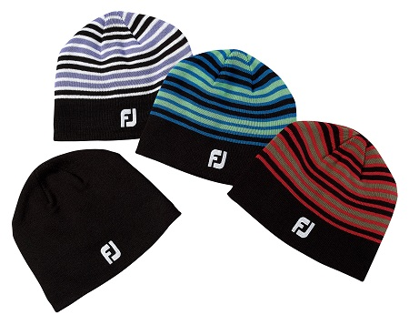 Les bonnets pour le golf