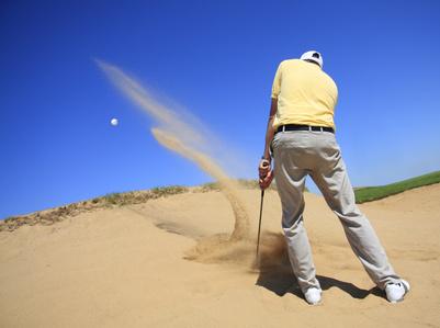 Conditionnement positif à la compétition de golf