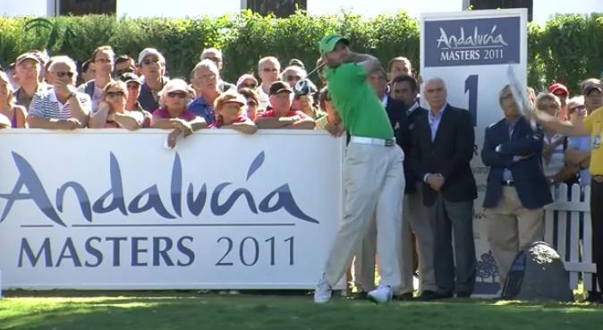 Sergio Garcia ne défendra pas son titre en 2012 à l'Andalucia Masters !