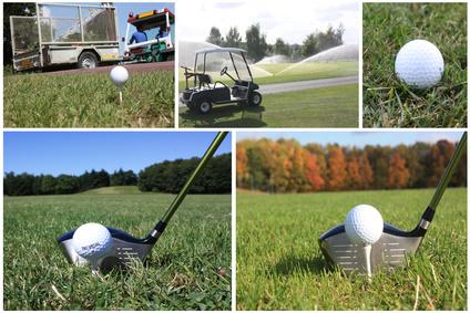 Le développement du golf en France en danger