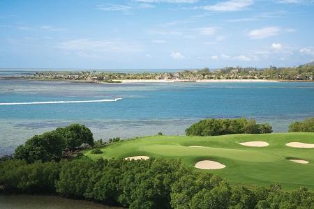 Jouer au golf sur l'île Maurice