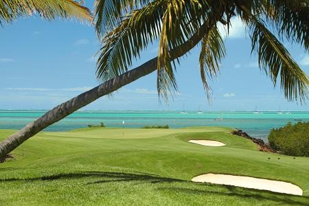 Allier golf et vue paradisiaque...Bienvenue à Maurice
