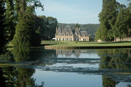 Le golf de Rebetz dans l'Oise vient d'étanchéifier ses étangs pour le plaisir de ses visiteurs golfeurs !