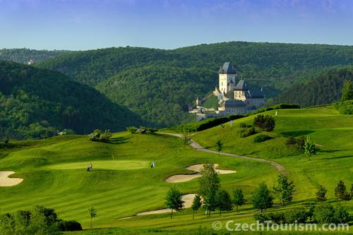 Jouer au golf en République Tchèque