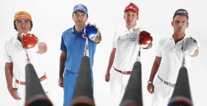 Les nouvelles têtes d'affiches de Cobra-Puma-Golf