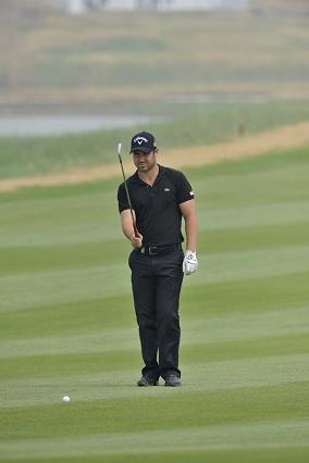 Jean-Baptiste Gonnet idéalement placé dès le 1er tour du Volvo China Open 2012
