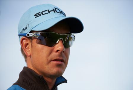 Henrik Stenson en route pour le Masters 2013