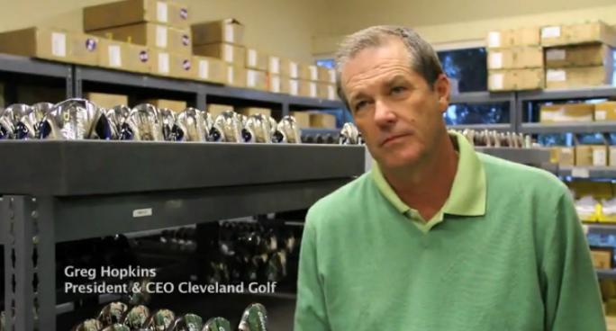 Greg Hopkins, le PDG de Cleveland Golf démissionne avec effet immédiat