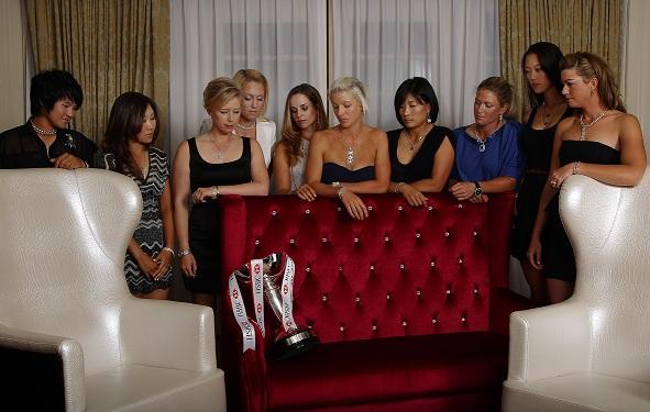 Les ladies sur leur 31 avant le HSBC Women