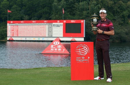Ian Poulter remporte son 2nd WGC en Chine
