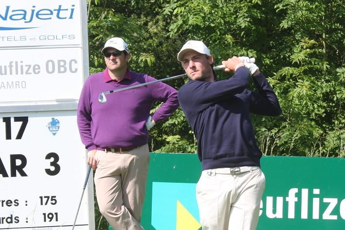 Hebert au départ du 17 sur l'Open de Saint-Omer 2012