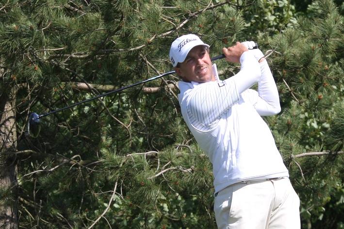Fichardt est en bonne voie pour remporter sa troisième victoire sur le circuit européen à l'âge de 37 ans.